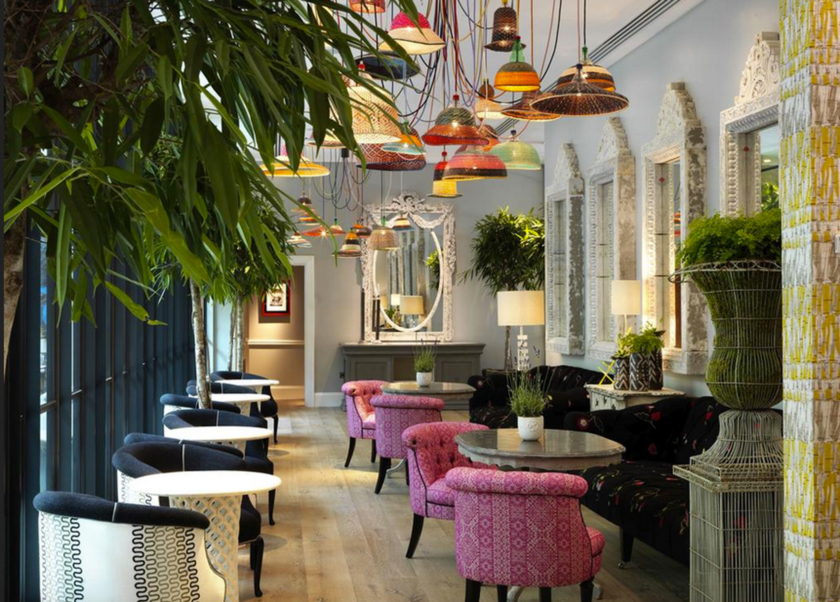 London Hotels The Ham Yard Hotel