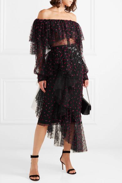 Little black dress alternatives Rodarte co ord