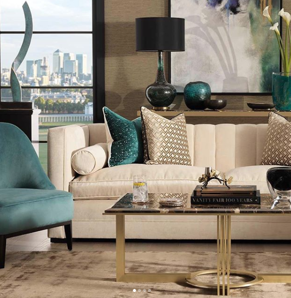 LuxDeco interiors trends