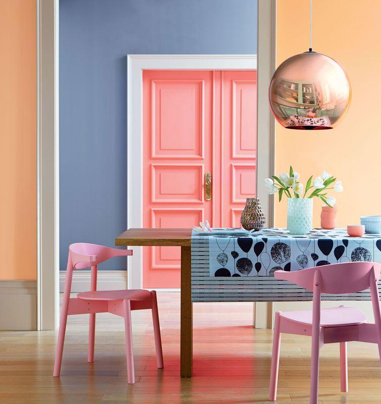 Valspar interiors trends for paint