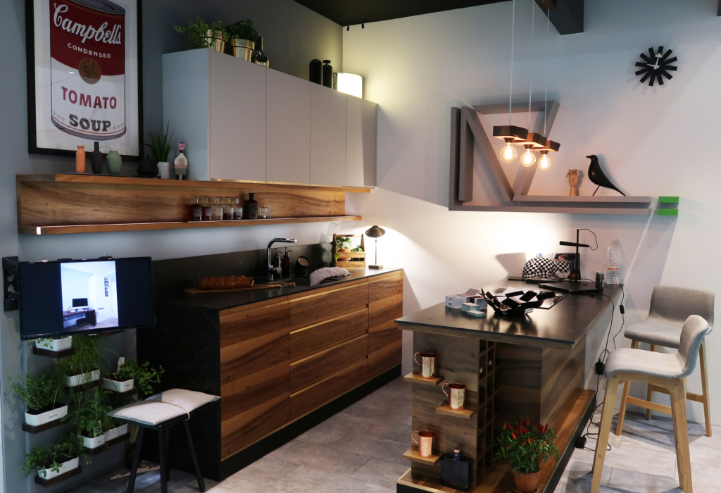 Grand Designs Live show: Laz Furniture kitchen design