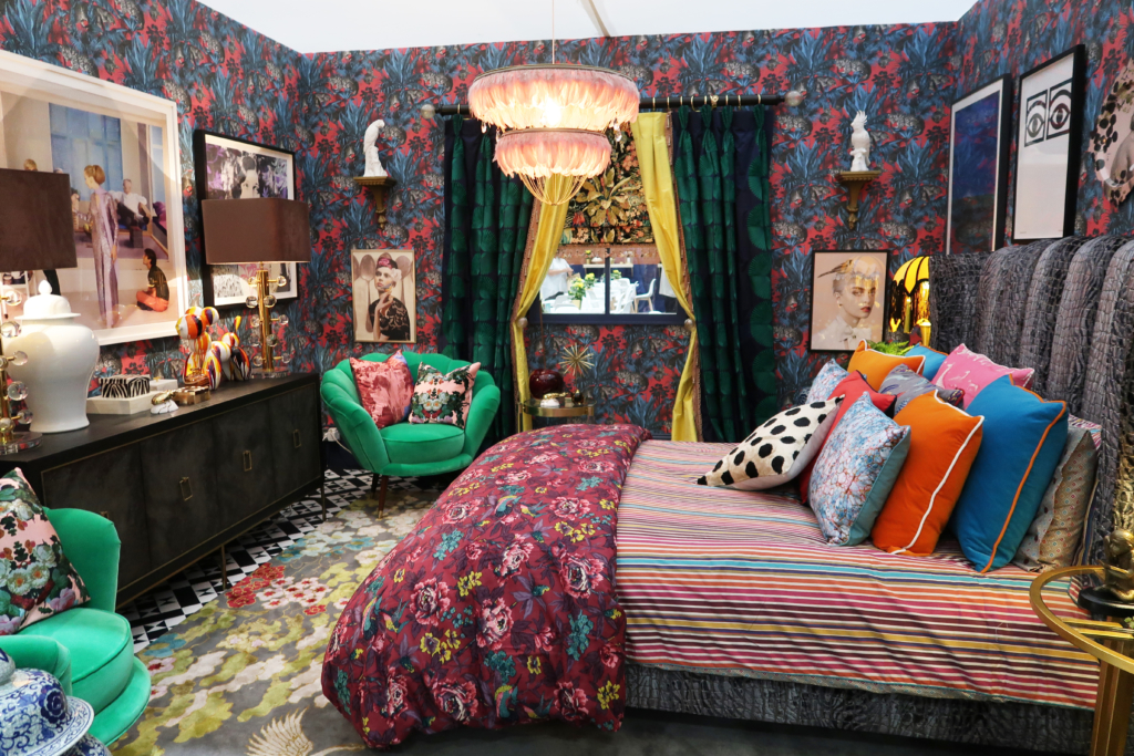 Grand Designs Live show: Oliver Thomas Interiors luxury bedroom design