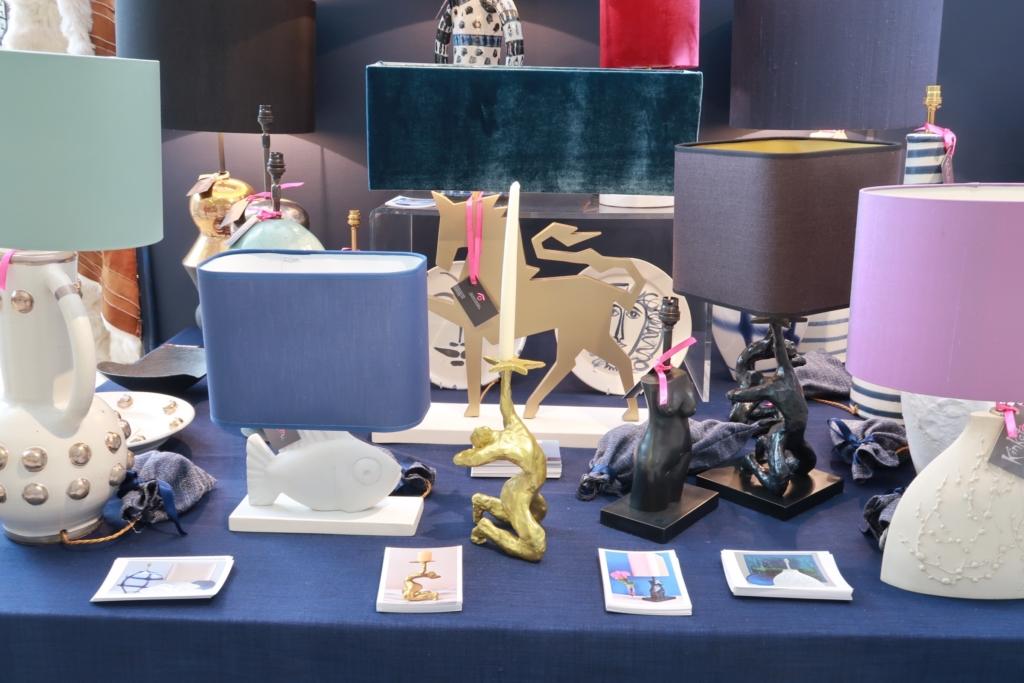 House & Garden Festival highlights Kinkatou lamps