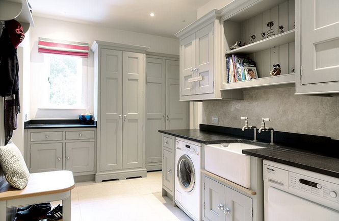 Lewis Alderson kitchen utility room