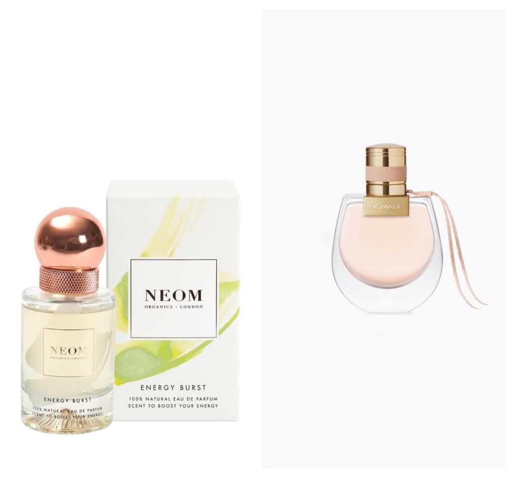 Summer perfumes: Neom and Chloe Nomade