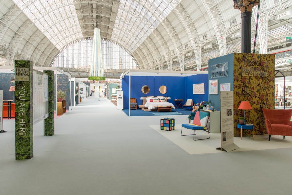 Competition - win tickets to 2018 Festival: House and Garden Festival Olympia London 2017