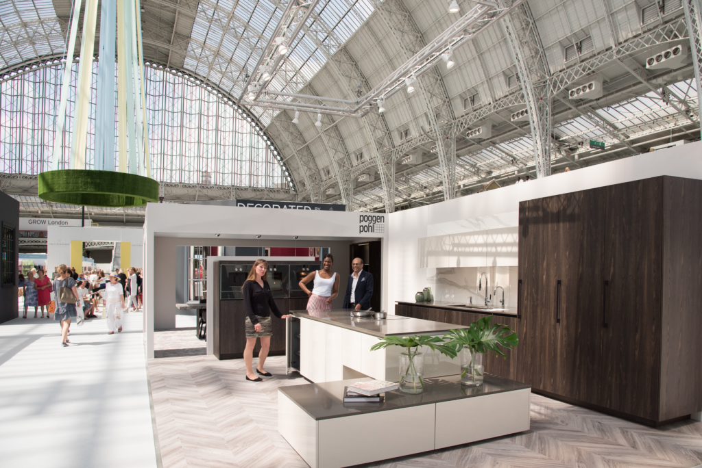 Competition to win tickets: House and Garden Festival Olympia London 2017