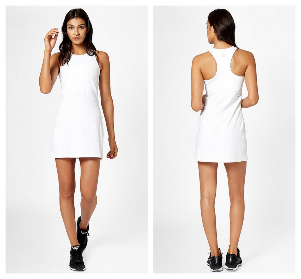 Benefits of tennis Sweaty betty Tournament tennis dress