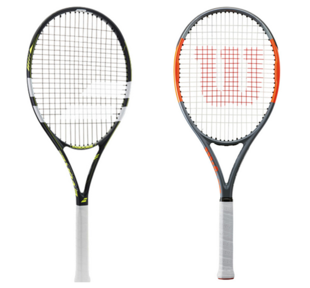Benefits of tennis tennis raquets
