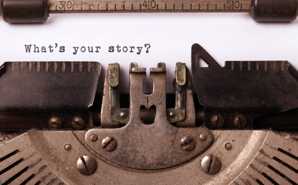 Good content: What's your story?