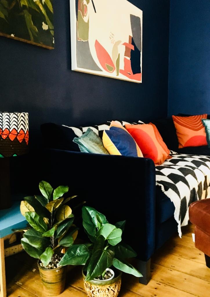 Julia Alexander interior designer greenery