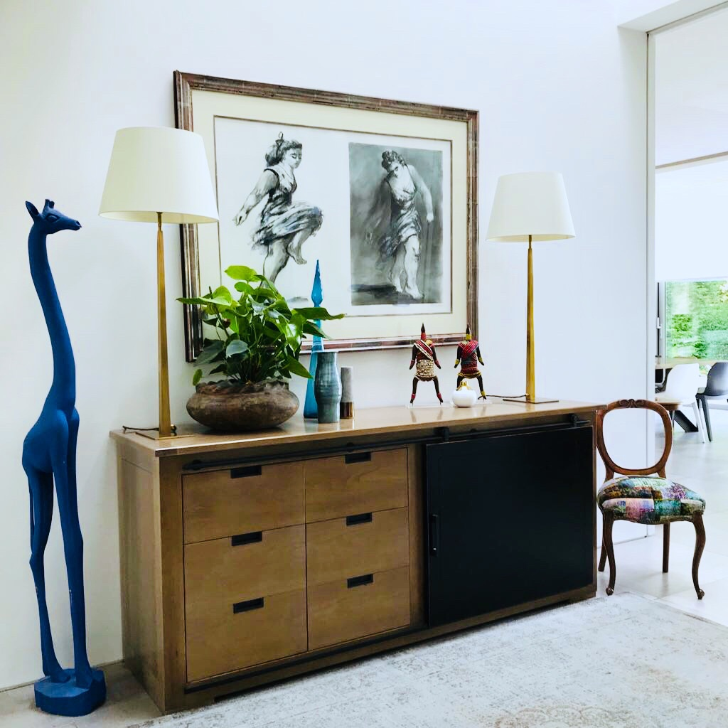 Julia Alexander interior designer luxury on a budget - styling by Alex and Bro