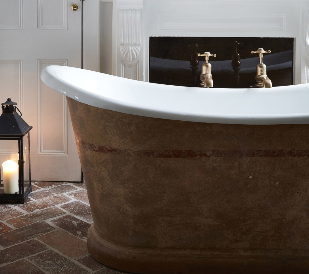 Tiles bath and floor tiles