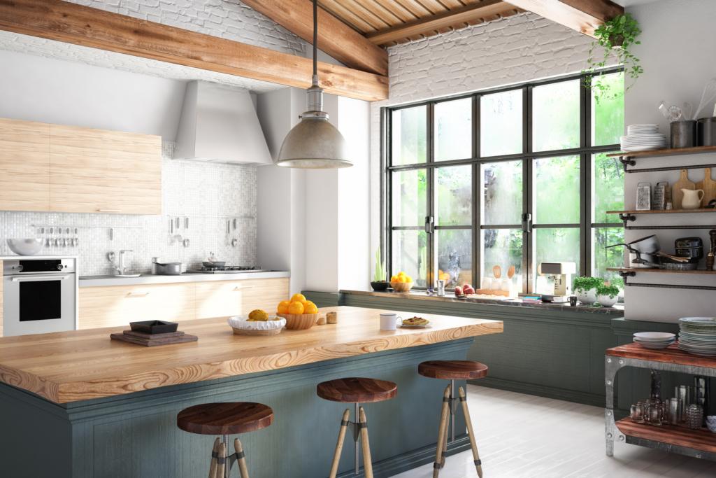 kitchen design Loft Kitchen