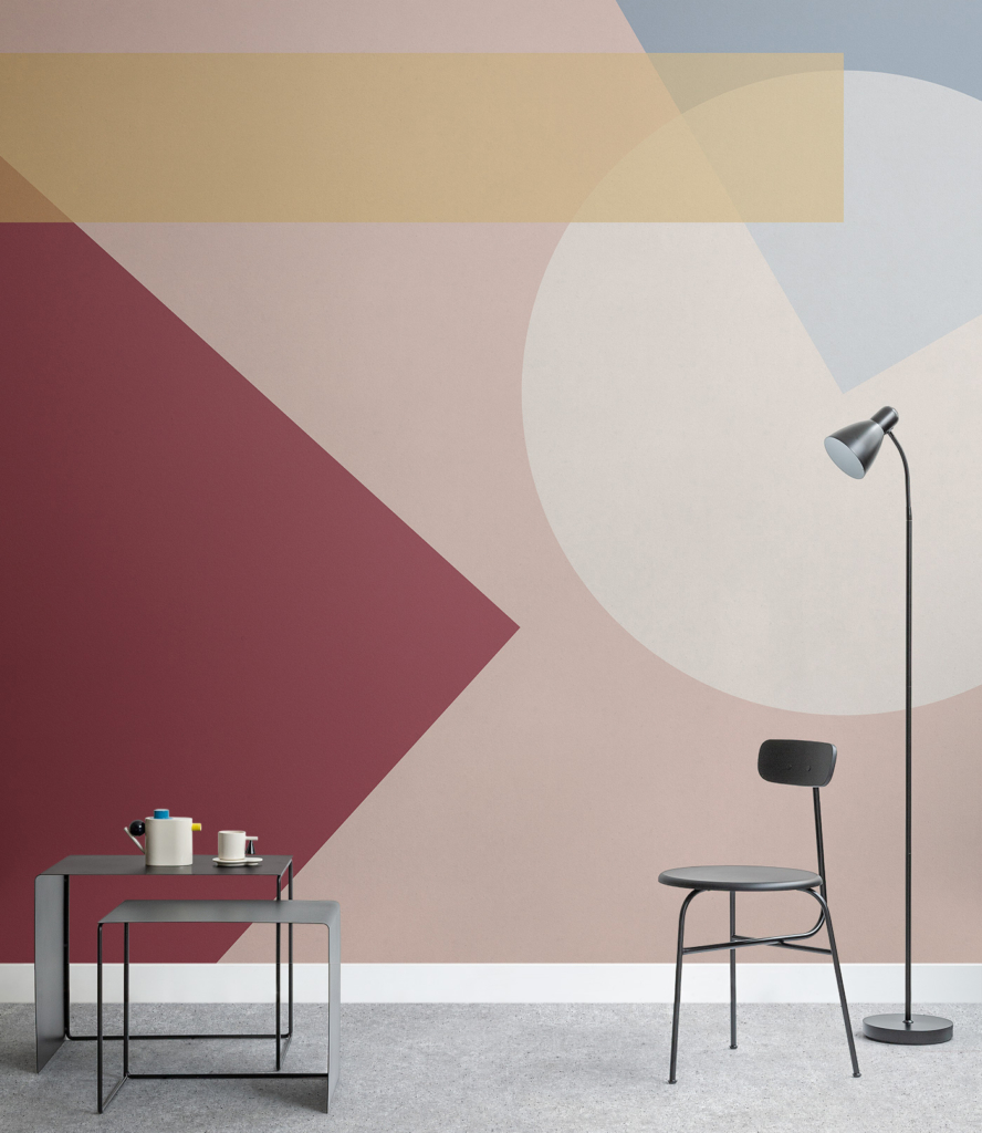 Bauhaus wallpaper new for 2019