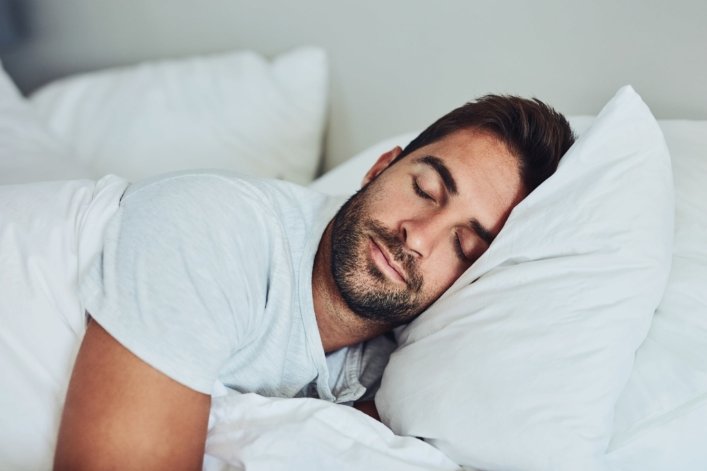 how to lose weight sleep better