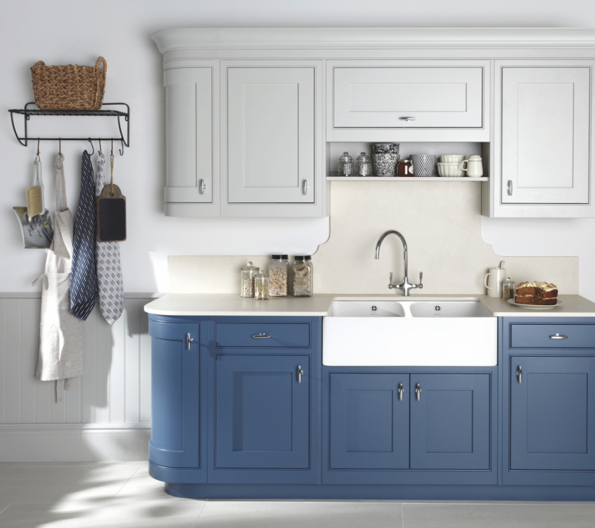 How to choose cabinets Harptree kitchen Caple