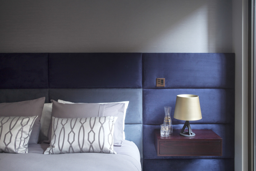 interior design bedroom Photo: Paul Raeside