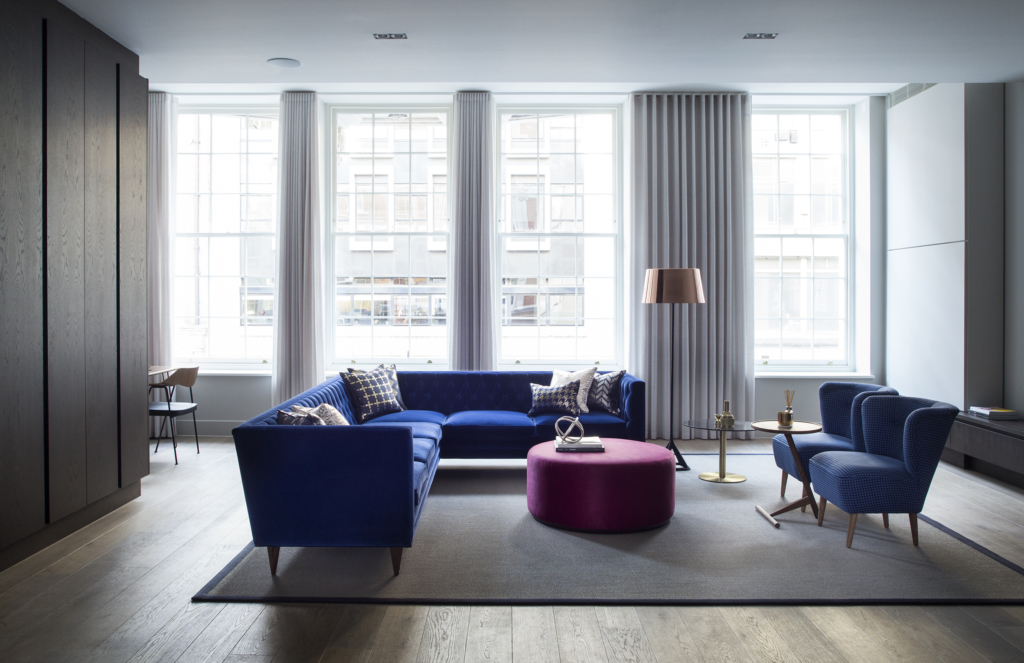 Soho by Studio Suss interior design project 1 Photo Paul Raeside