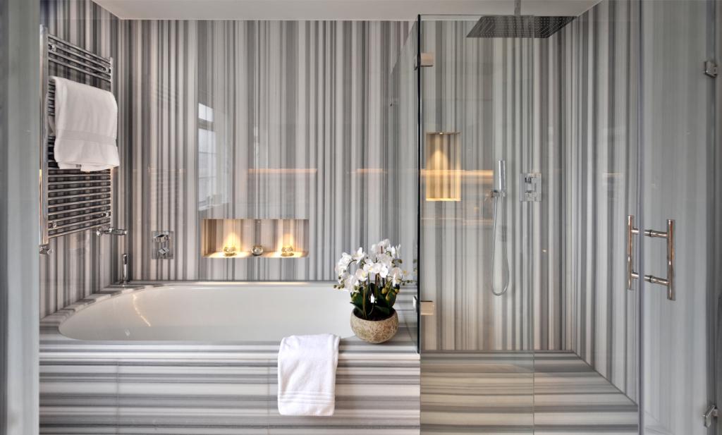 St Johns Wood interior design project 1 Photo Philip Vile