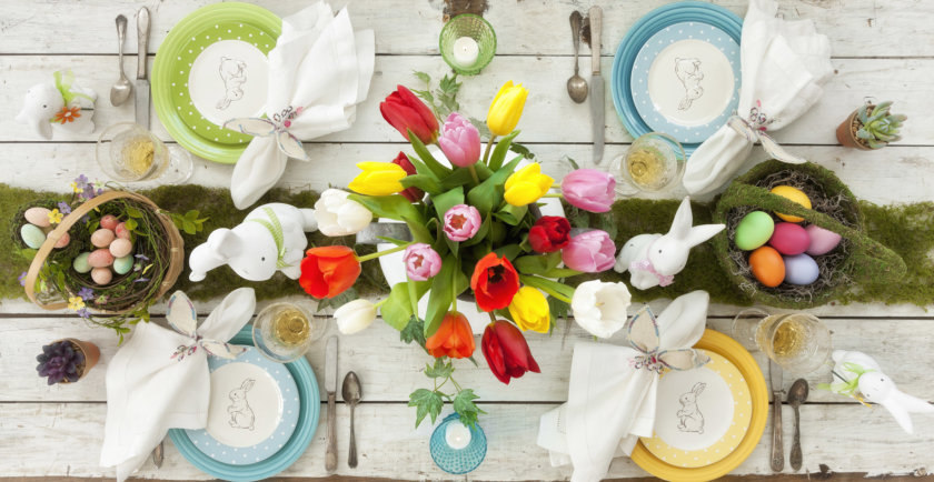 Easter recipes Dining Table
