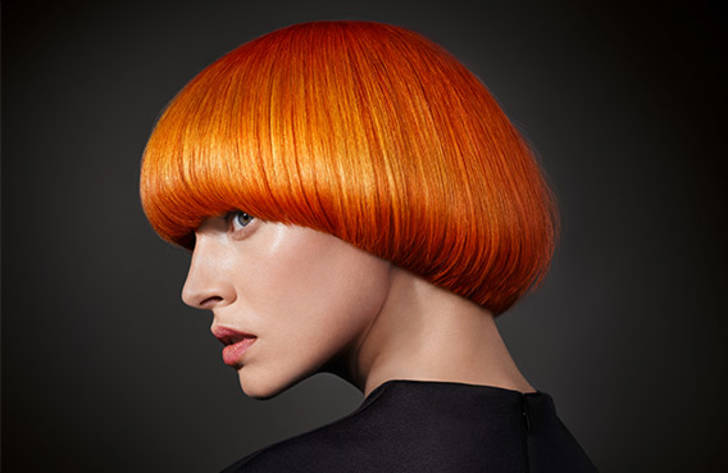 hairdresser hairstyles for women Goldwell hair colouring