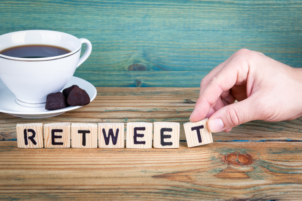 How to use Twitter the importance of a Retweet