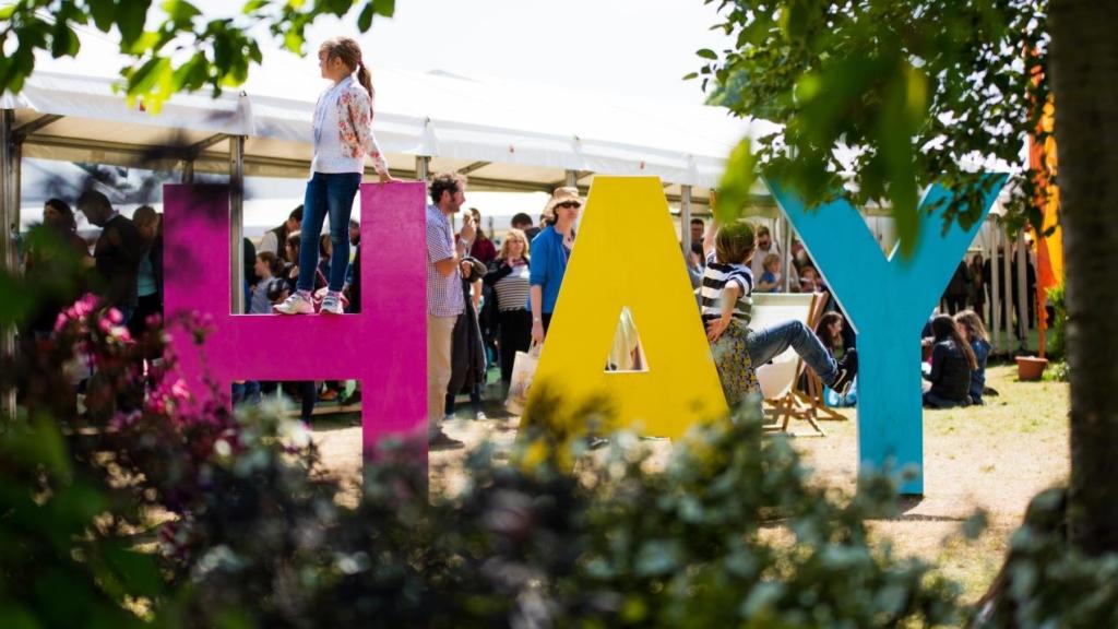 Wales holidays Hay Festival