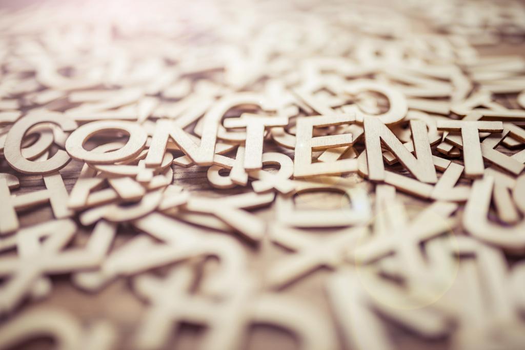 Content marketing content