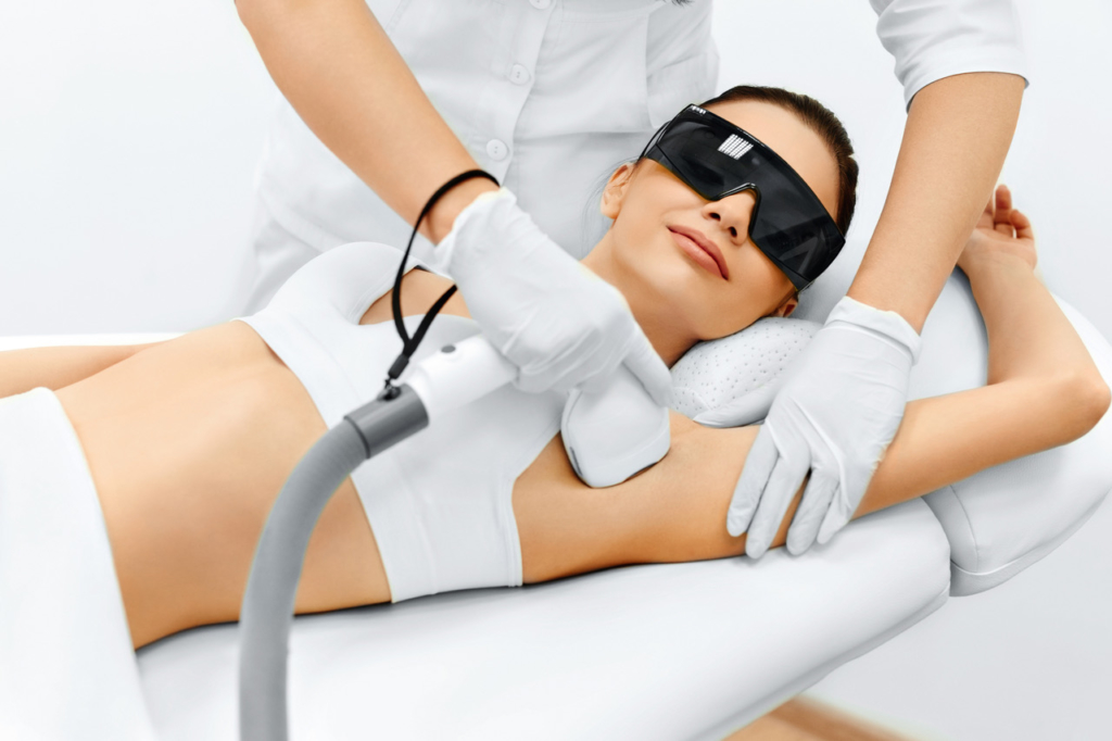How to look younger Body Care. Laser Hair Removal. Epilation Treatment. Smooth Skin.