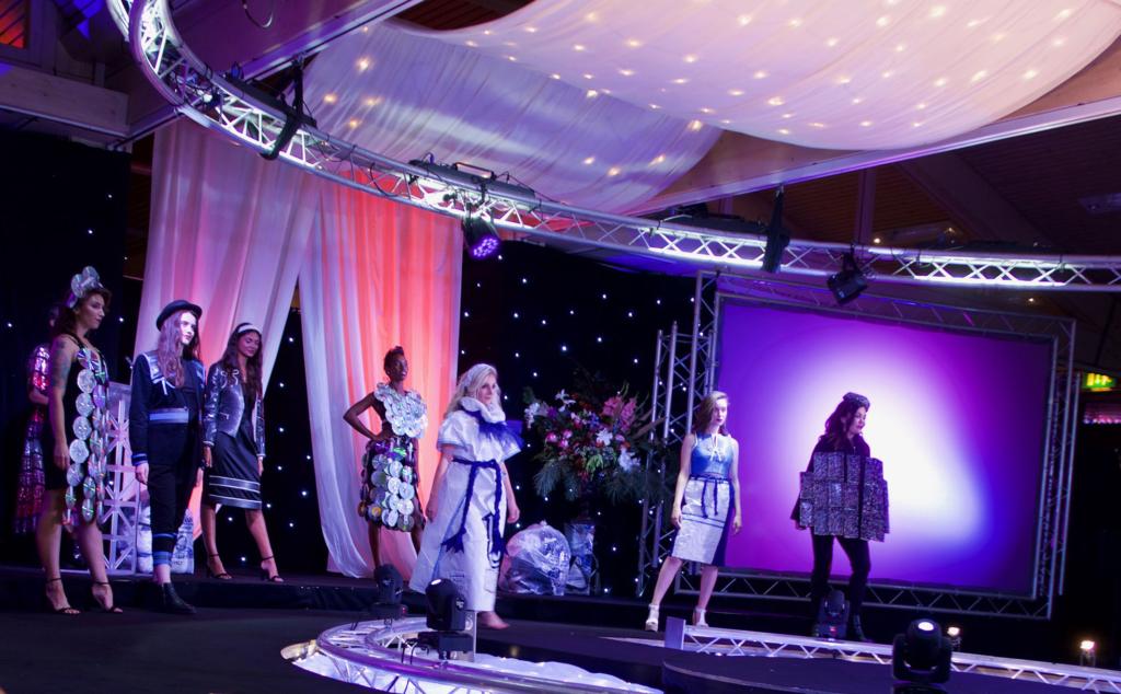 Bolton Bros fashion show Bolton Eco Collection