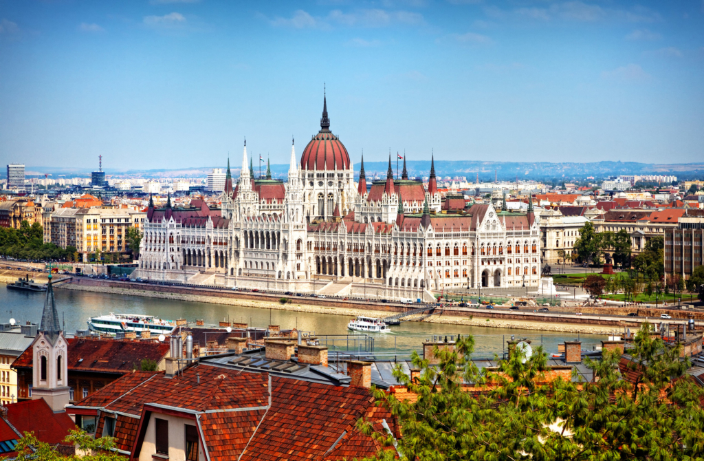 European cities to visit Budapest
