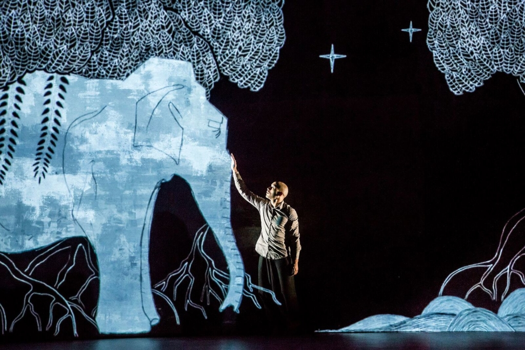 DanceEast Chotto Desh by Akram Khan Company photo Richard Haughton