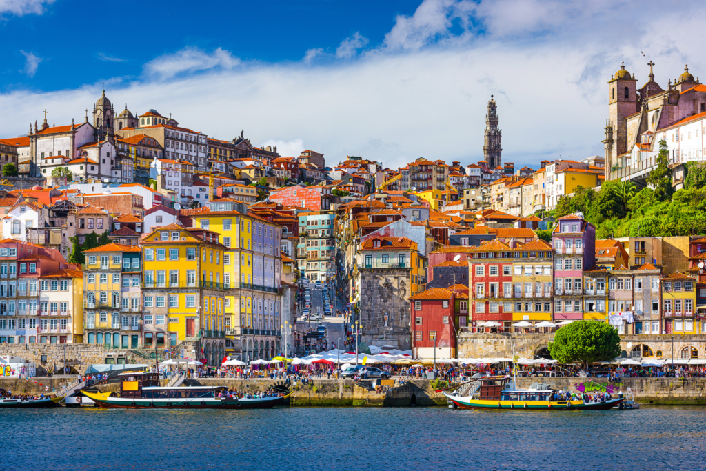 European cities to visit Porto Portugal Old City