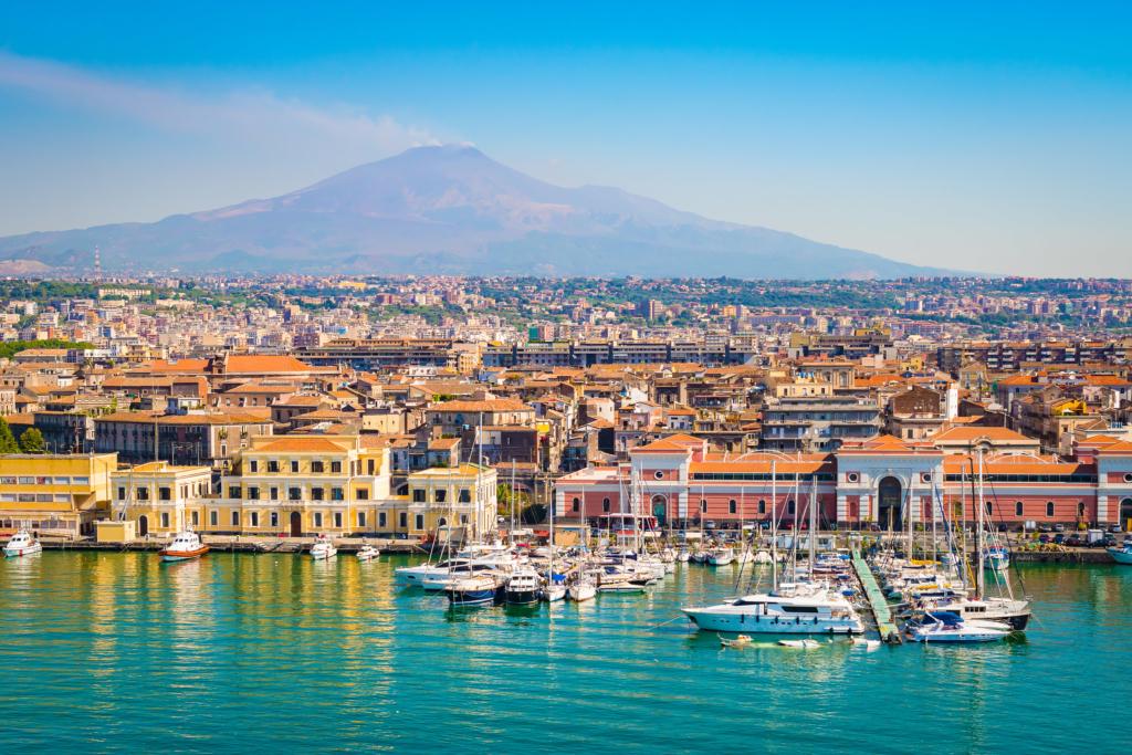 European cities to visit Catania Sicily, Italy