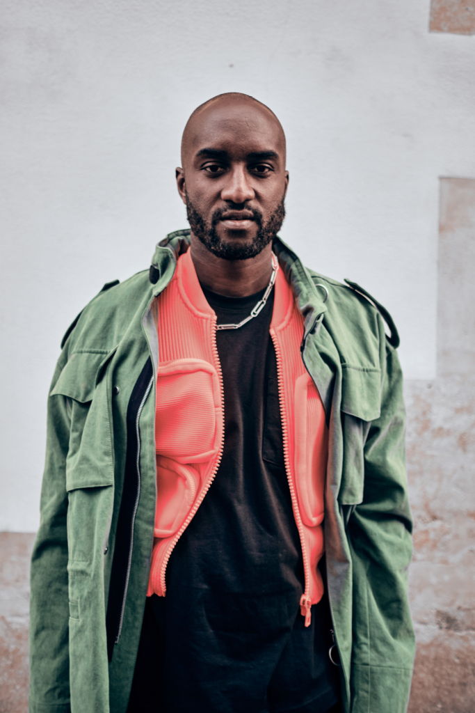 Virgil_Abloh_Paris_Fashion_Week_Autumn_Winter_2019 from Wickipedia sustainable fashion