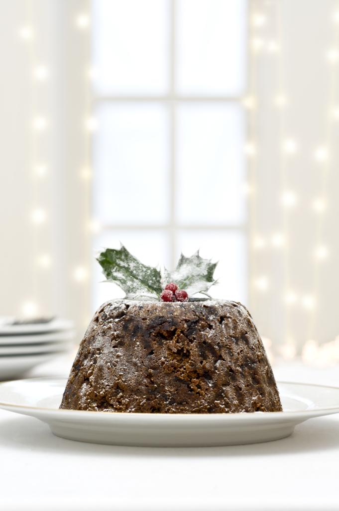 Christmas desserts Christmas Pudding