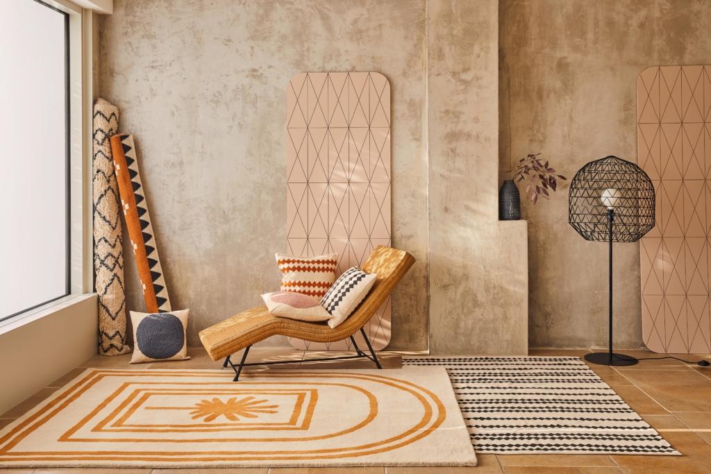 interior design trends 2020 Habitat rattan trend