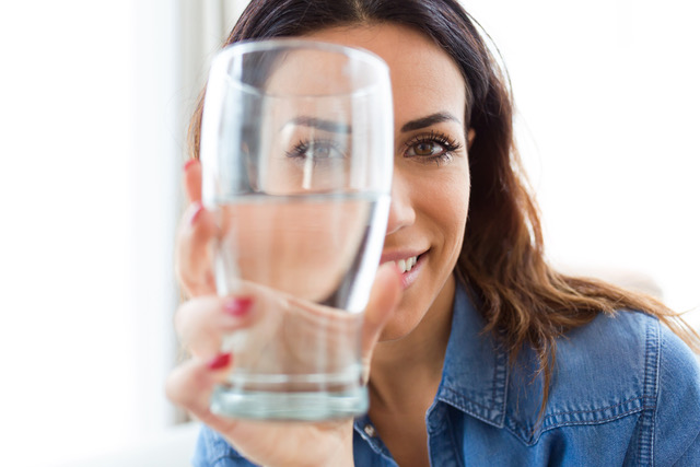 drinking water for a balanced diet