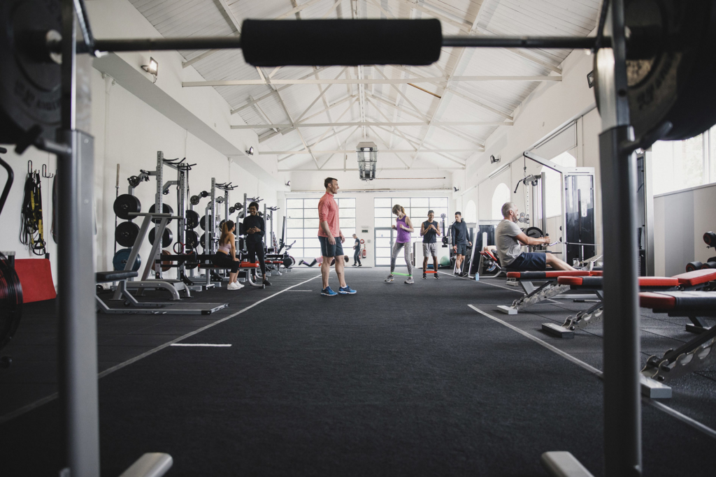 gym for a healthy lifestyle