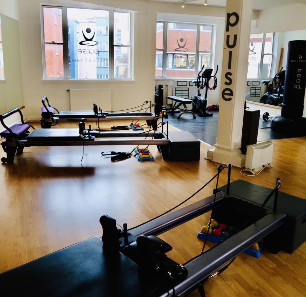 Pulse pilates class