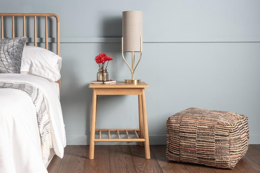 Perch and Parrow Mona table lamp for the bedroom
