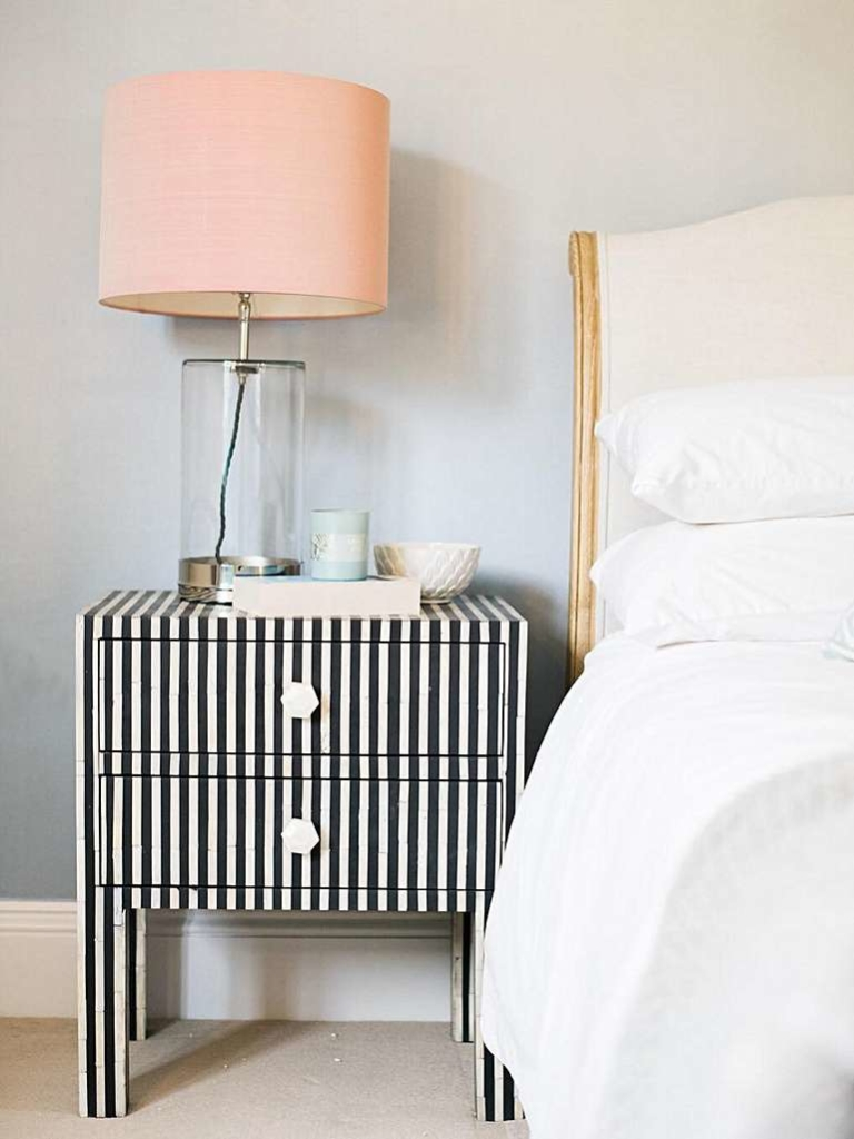 Pooky wisteria bedside table lamp